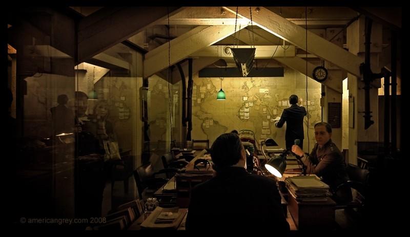 Cabinet War Rooms – 1