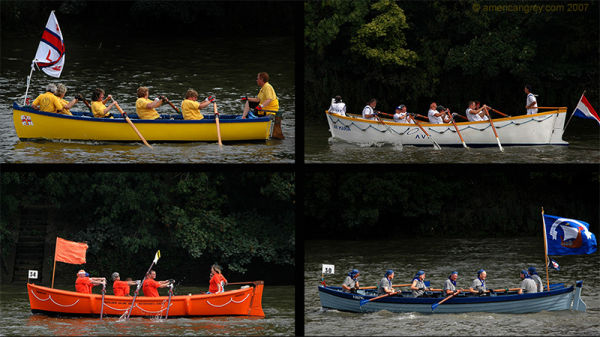 The Great River Race 2007