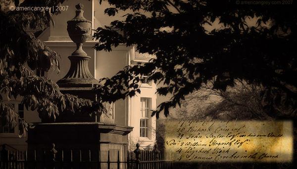 Hogarth's Tomb