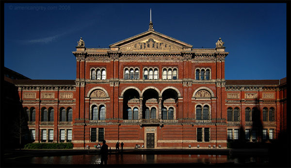 The Victoria & Albert [V&A] Museum, London