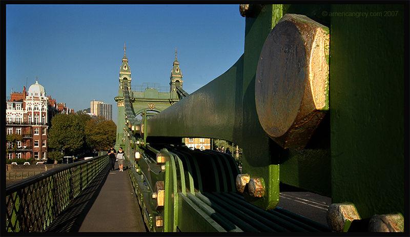 Hammersmith Bridge (2)