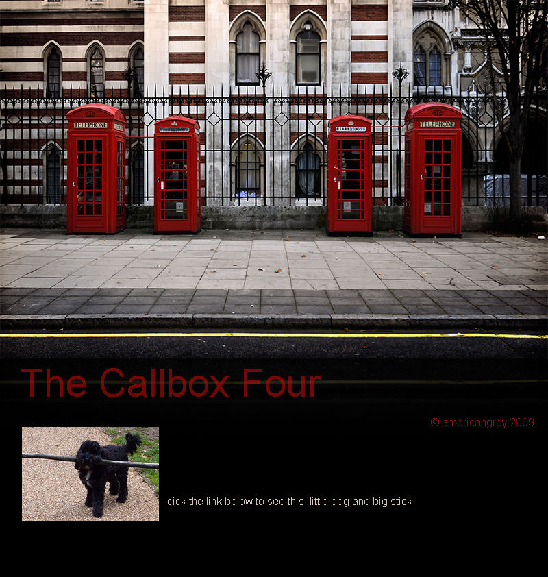 The Callbox Four