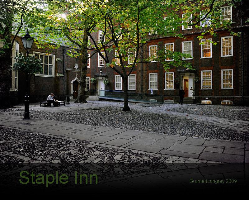 Staple Inn