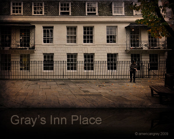 Gray's Inn Place