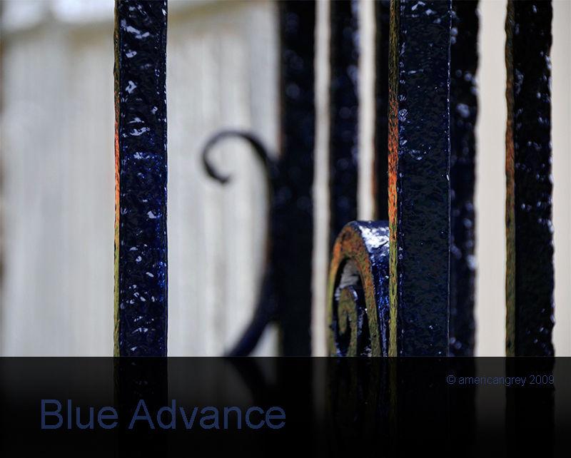 Blue Advance