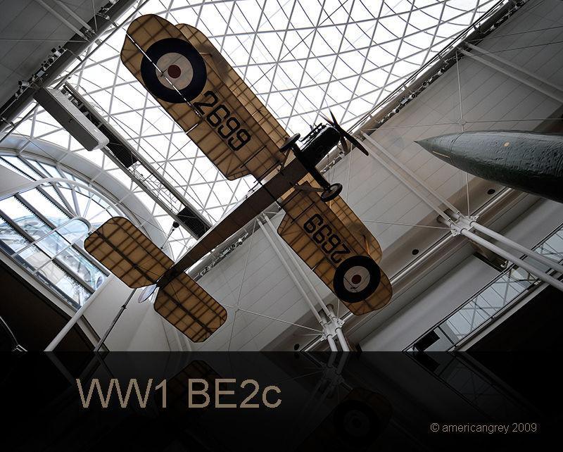 WW1 BE2c
