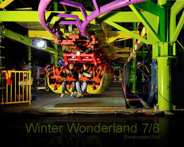 Winter Wonderland 7/8