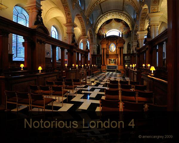Notorious London 4