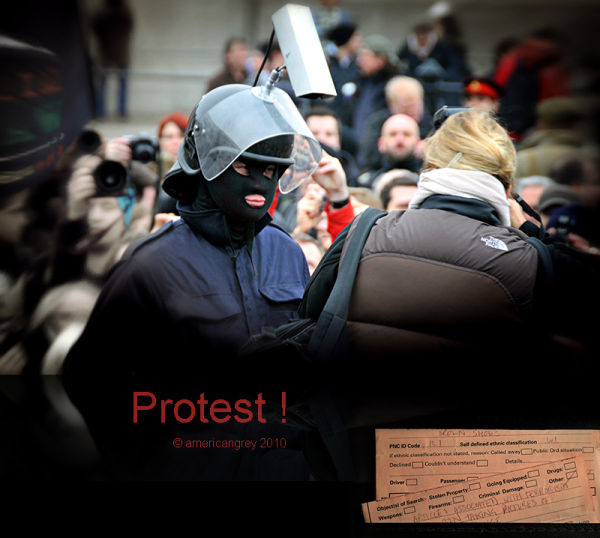 Protest !