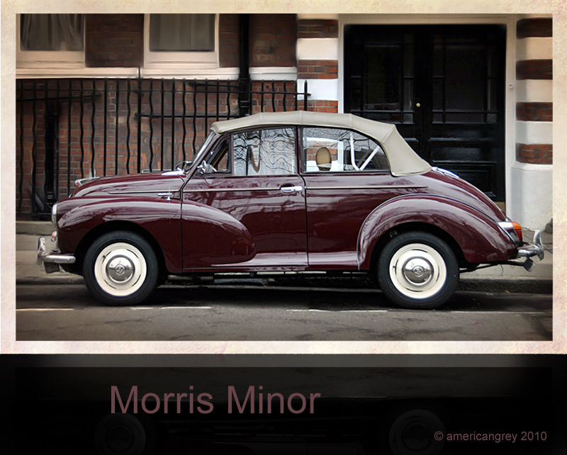 Morris Minor 1