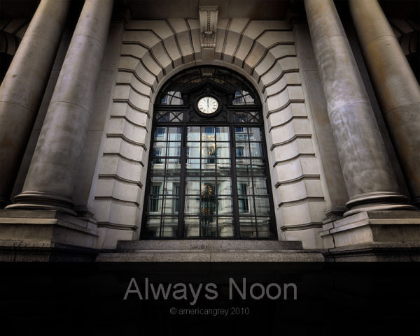 Always Noon