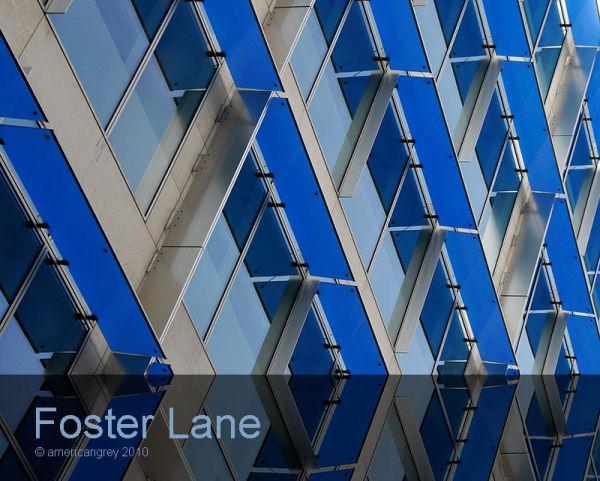 Foster Lane, St. Pauls
