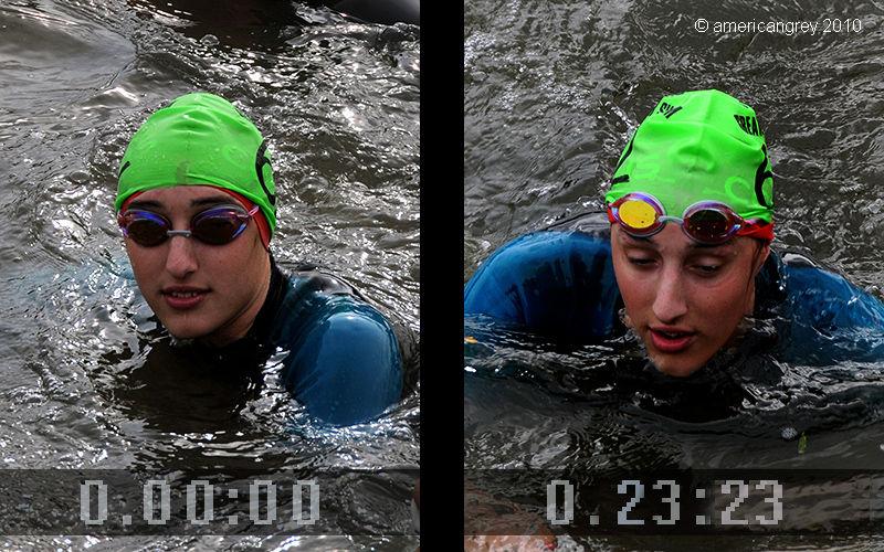 1 Mile, 23 min 23 sec