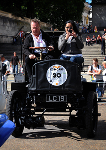Eco-Car Event, London 5/6