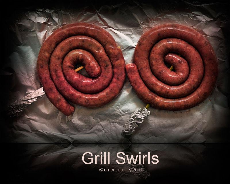 Grill Swirls