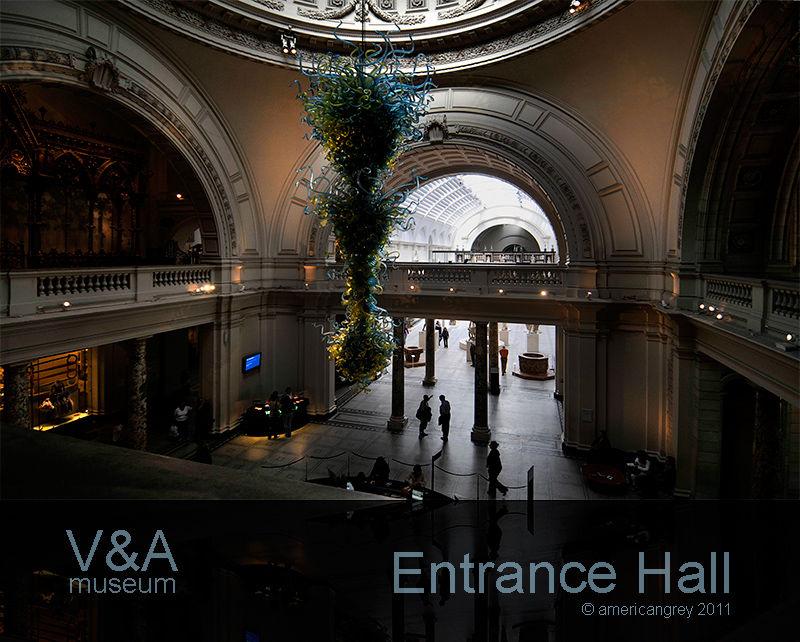 V&A - Entrance Hall