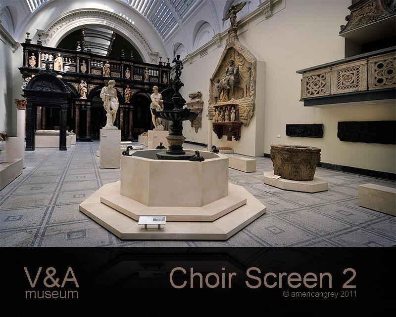 Choir Screen 2