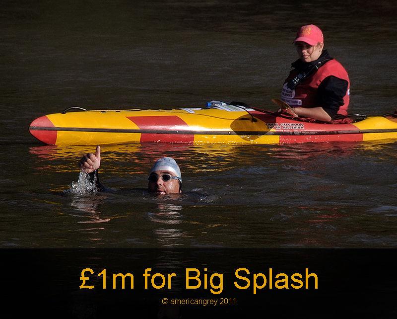 £1m for Big Splash !