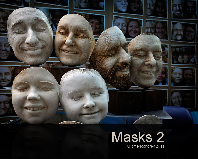 Masks 2/2