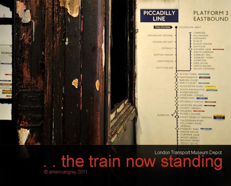 . . . on Platform 2 . .