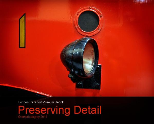 Preserving Detail