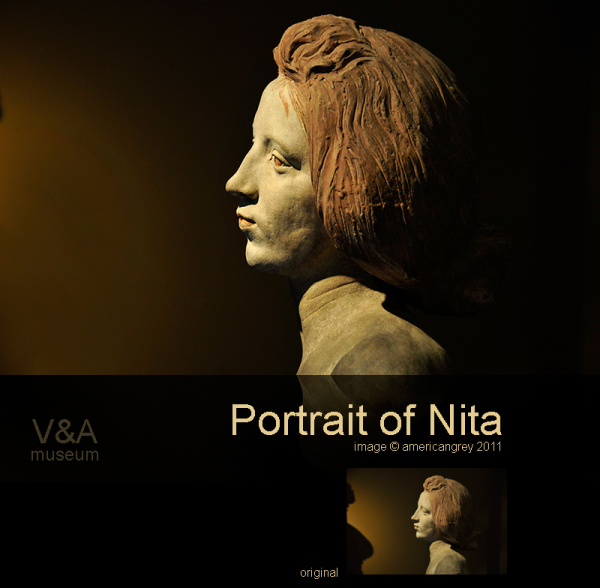 Portrait of Nita