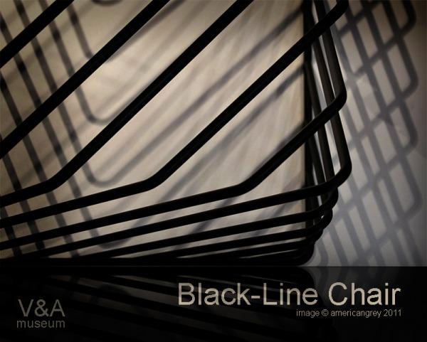 Black-Line Chair
