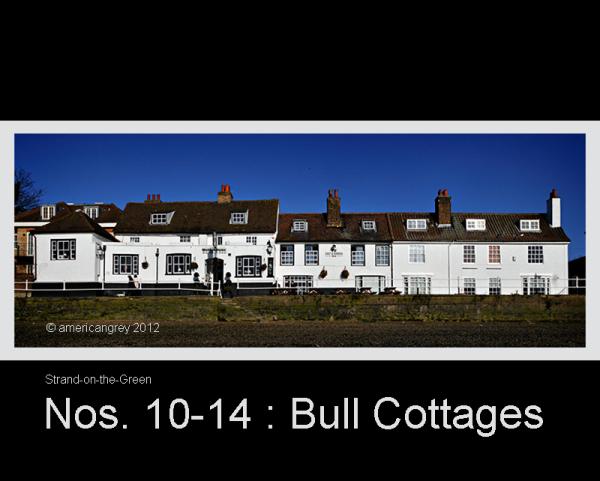 Nos. 10-14  Bull Cottages