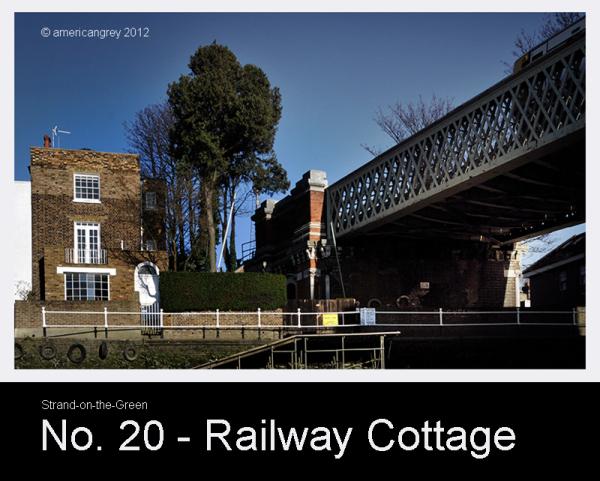 No. 20  'Railway Cottage'