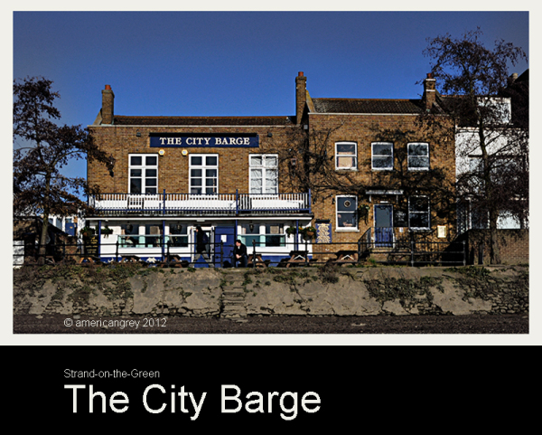 The City Barge