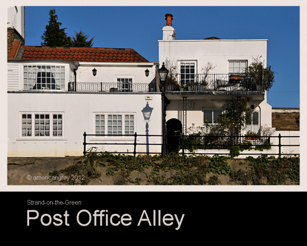 Post Office Alley