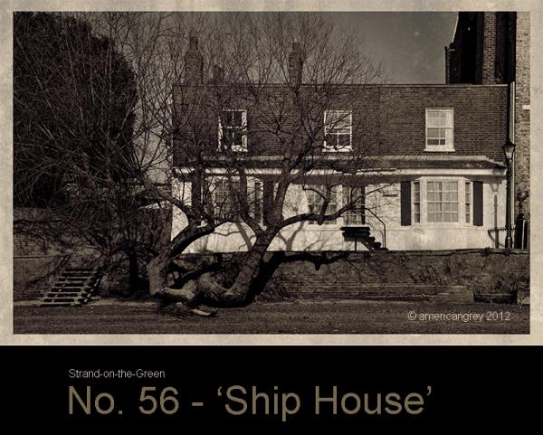 'Ship House'