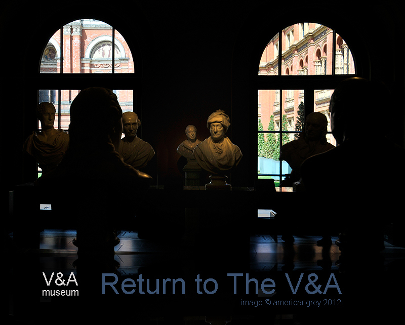 Return to The V&A  1
