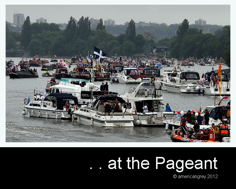 . . at the Pageant