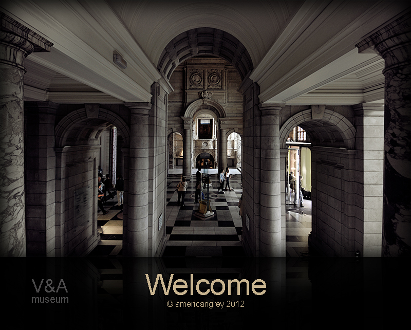 V&A - Welcome