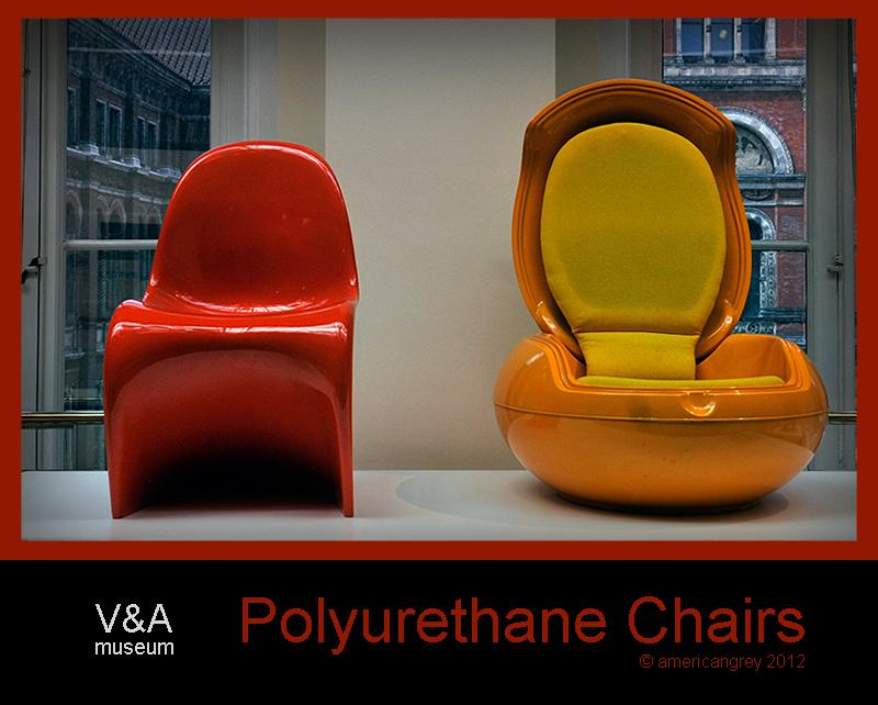 Polyurethane Chairs - 1960's