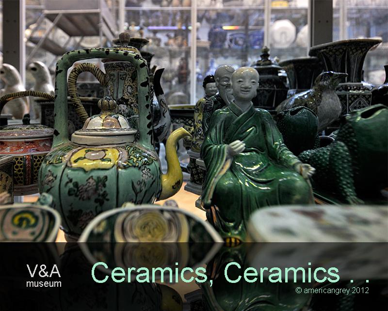 Ceramics, Ceramics . .