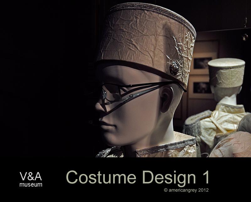 Costume Design 1/2