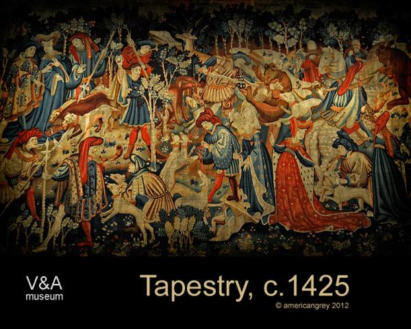 Tapestry, c.1425