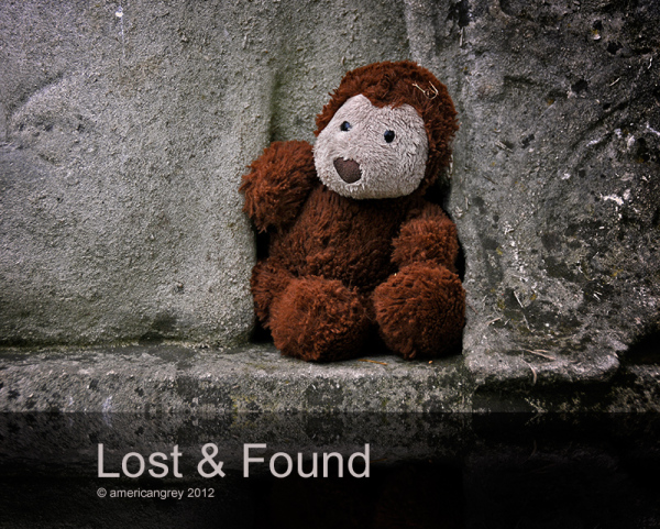 More Lost and Found . .