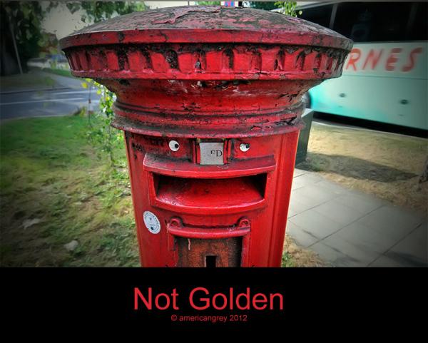 Not Golden
