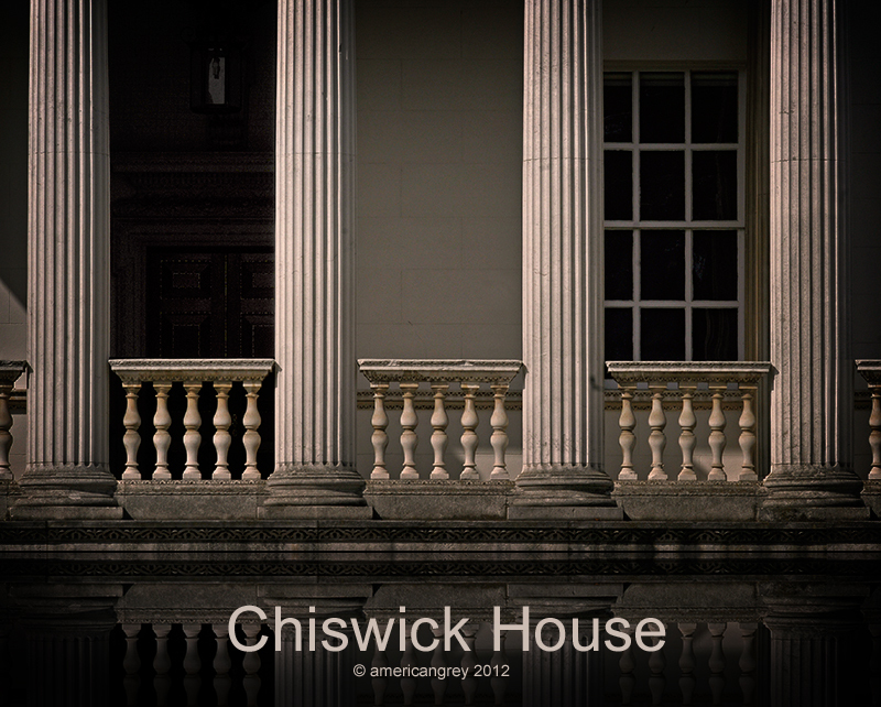 Chiswick House, c1729