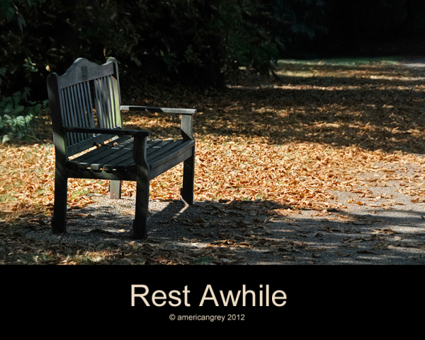 Rest Awhile