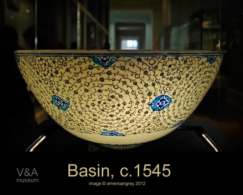 Basin, c.1545