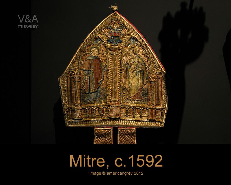 Mitre, c.1592