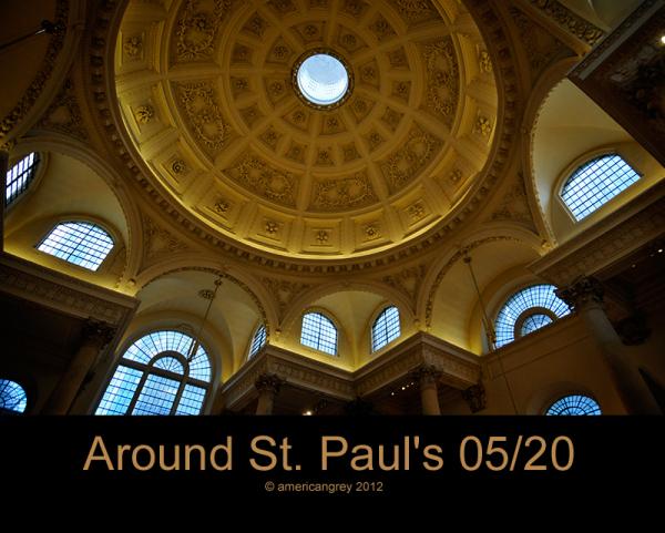 Around St. Paul's