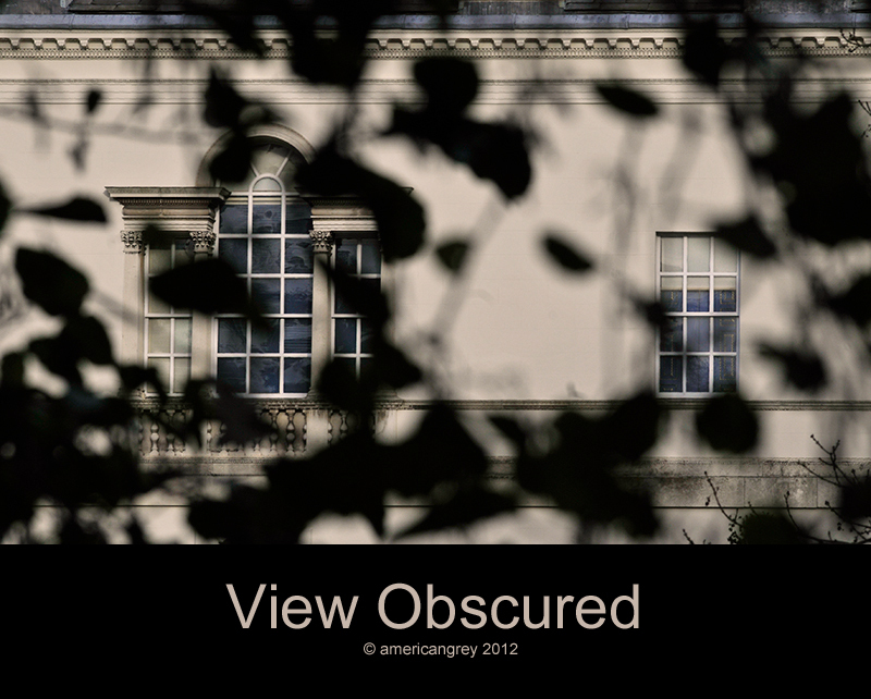 View Obscured