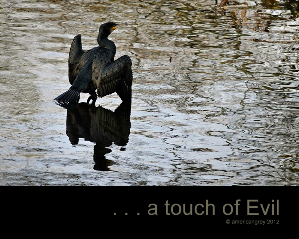 . . a touch of Evil