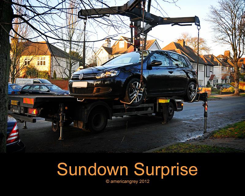 Sundown Surprise