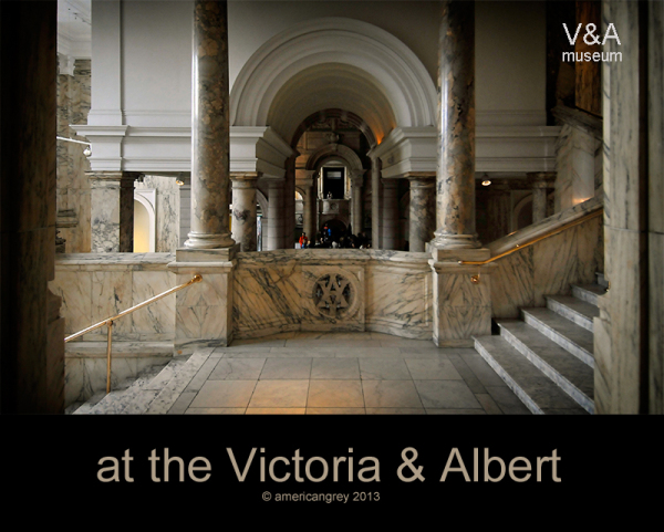 at the Victoria & Albert 1/8